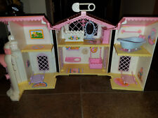 My Little Pony LULLABY NURSERY Baby House w/ FURNITURE and carriage
