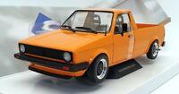 Solido 1/18 Scale Model S1803502 - 1982 Volkswagen VW Caddy MK1 Orange