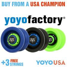 YoYoFactory Velocity Yo-Yo + STRINGS