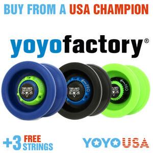 [WINTER SALE] YoYoFactory Velocity Yo-Yo + STRINGS