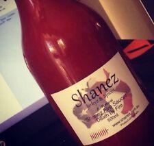 Carolina  Reaper Death by Fire Sauce 2x500ml Shanez  ( Hot Sauce ) Pepper Powder