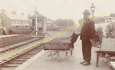 Southwater Railway Station Photo. Horsham - West Grinstead. (4)