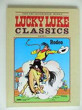 1 x Lucky Luke Classics volume 2: rodeo   très bien