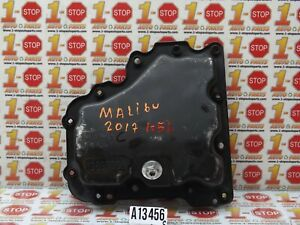 2016 2017 2018 CHEVROLET MALIBU 1.5L LOWER ENGINE OIL PAN 12637773 OEM