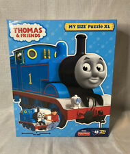 Fisher- Price Thomas And Friends My Size Puzzle XL 46 Pieces 3'  Brand New