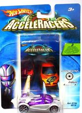 HOT WHEELS ACCELERACERS IRIDIUM G8119 MATTEL