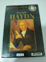 Joseph Haydn Enciclopedia Musica Clasica - CD - Cd-Rom Nuevo