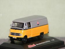 Mercedes Benz L319 Van PTT SCHUCO 1/87 Ref 25282Bis