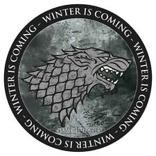 GAME OF THRONES- Mauspad Mousepad Stark-winter is coming / mouse pad / mat OVP