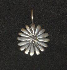 SILPADA - S1742 - Sterling Silver Flower Pendant