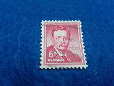 Timbre 6 Centimes Roosevelt 1954 USA Scott 1039 STAMP États-Unis DE L'AMÉRIQUE