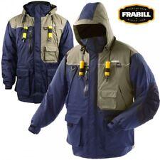 Frabill I4 Series Jacket (2X)- Dark Blue Ice Fishing Coat Parka MSRP $299.99
