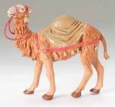 "Fontanini CAMEL WITH SADDLE BLANKET 5"" Scale Nativity Figure 72526"