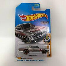 '67 Pontiac GTO * Zamac * 2017 Hot Wheels * WK15