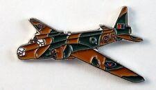 Metal Enamel Pin Badge Brooch RAF Wellington Vickers WW11 Tactical Bomber