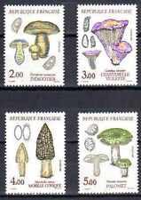 France 1987 Yvert n° 2488 à 2491 neuf ** 1er choix