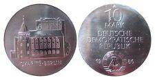 1612   10 Mark DDR Charite Berlin 1986