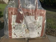 New ListingNwt Disney Dooney & Bourke White Bambi 75th Anniversary Satchel Purse
