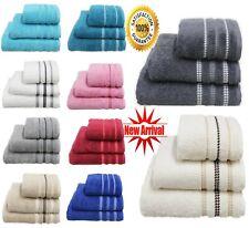 600 Gsm Egyptian Pure Cotton Soft Hand Bath Beach Face Towel Sheets