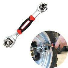 Socket Wrench 8 in 1 Car Repair Hand Tools Works with Spline Torx 6-Point Wrench