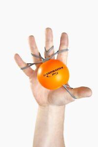 Handmaster Plus Firm  Resistance- Orange Hand Exerciser