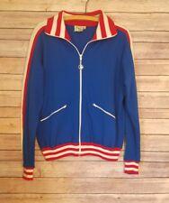 New listing Vintage 80s Winning Ways Jacket Mens M Old School Clothing Zip Up Gym Track Hip