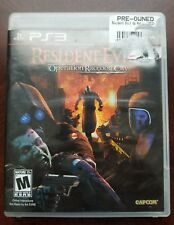 Resident Evil: Operation Raccoon City (Sony PlayStation 3, 2012) Complete