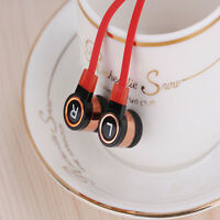 Stereo 3.5mm In Ear Headphone Earphone Headset Earbud For Mobile Phone MP3 MP4