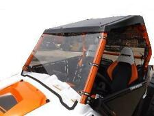 Polaris RZR,RZR S,570.800 Clear Front and Rear Windshield Combo Package.
