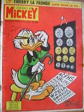 MICKEY NO 668-02/1965-RC DIVERS-PUB BRITAINS-PUB FROMAGE LES DUCS-VOIR PHOTOS
