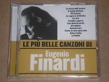 EUGENIO FINARDI - LE PIU' BELLE CANZONI - CD SIGILLATO (SEALED)