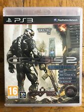 Crysis 2 Limited Edition (unsealed) - PS3 UK Release New!