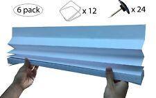 Original Temposhade® - Instant Temporary Blinds (6-Pack) - (89cm x 180cm)