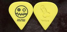MY CHEMICAL ROMANCE 2011 Civic Tour Guitar Pick FRANK IERO custom stage #1
