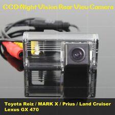 Car Rear View Camera for Toyota Reiz Mark X MK1 Land Cruiser Prado GX470 LX470