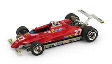 Brumm Bm0272 Ferrari 126 C2 G.villeneuve 1982 N.27 3rd Long Beach DISQ 2131859