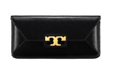 Tory Burch Gigi Patent Clutch 34453 Bag for Woman