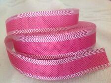 Pinks 23mm Grosgrain  Ribbon    3 Meters Length  HairBows Craft Scrapbook