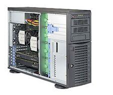 SuperMicro SYS-7048A-T Tower/4U Rackmountable Barebone SuperServer