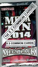 Do not Delete MP14 Coomons pictures  X 3 Mint  1st  YUGIOH
