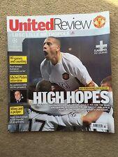 Manchester United v Lille - UEFA Champions League Last 16, 2nd Leg 2006/07