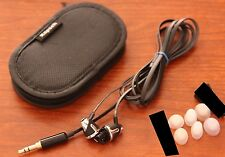 Klipsch S4 II 2 Enhanced Bass In-Ear Headphones -Upgraded Jack -Warranty
