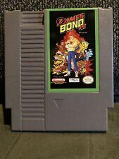 James Bond Jr. (Nintendo Entertainment System, 1991) NES THQ Video game