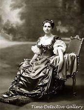 Courtesan, Spy, & Dancer 'Mata Hari' (1) - 1914 - Historic Photo Print