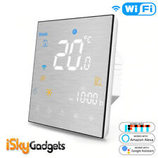 Programmable WIFI Thermostat Controller for Water Floor Heating Room Temperature