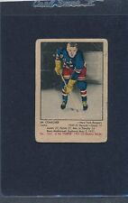 1951/52 Parkhurst #105 Jim Conacher Rangers VG 54PH105-112015-1