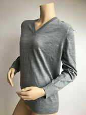 Tomas Maier V-neck Sweater - Size: M