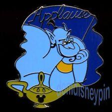 """Disney Pin Wdw 2015 Hidden Mickey *Genie Scenes (Aladdin)* """"Applause"""" Genie!"""