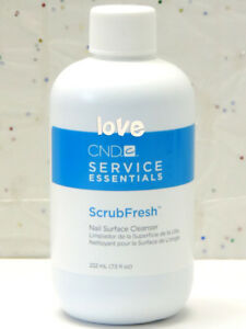 CND Service Essentials ScrubFresh 222ml-7.5fl.ozNailSurface Cleanser Scrub Fresh