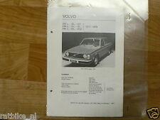VO10-VOLVO 242 L,DL,GT, 244L,DL,GL,245L,DL,DLE 1977-197